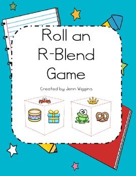 Roll an R-Blend Game