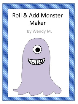 Roll and Add Monster Maker