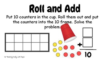 Roll and Add to 10
