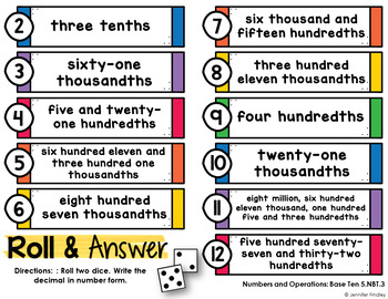 Universal image inside 5th grade printable math games