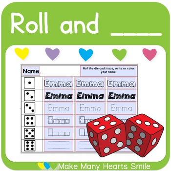 Roll and: Basic without Pictures