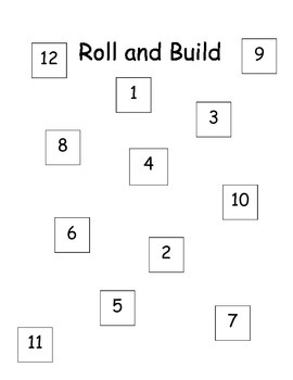 Roll and Build