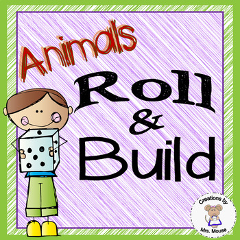 Roll and Build - Animals