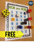 Roll and Build FREEBIE