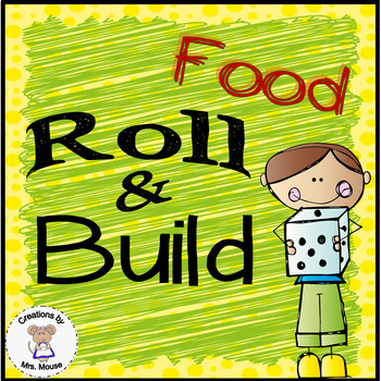 Roll and Build - Food