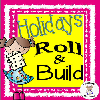 Roll and Build - Holiday