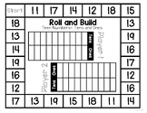 Roll and Build Teen Numbers Game