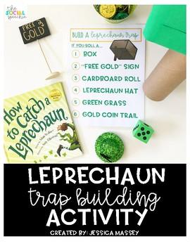 Roll and Build a Leprechaun Trap