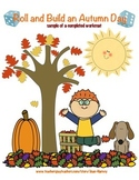 16 Differentiated Addition Games:  Roll and Build an Autumn Day