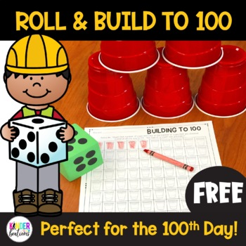 Roll and Build to 100 FREEBIE