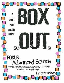 Roll and Color: BOX OUT! (Advanced Sounds)
