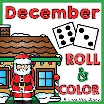 Roll and Color: December