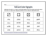 Roll and Color Digraphs