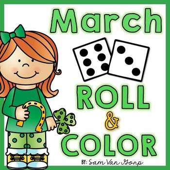 Roll and Color: March