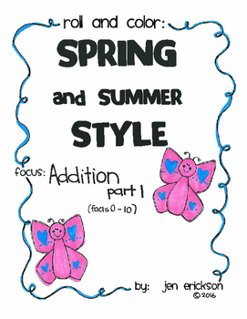 Roll and Color SPRING AND SUMMER STYLE:  Addition (part 1)