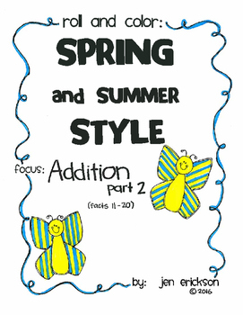 Roll and Color SPRING AND SUMMER STYLE:  Addition (part 2)