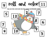 Roll and Color Winter