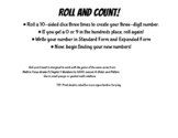 Roll and Count Math Game (Math in Focus)