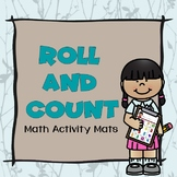 Roll and Count: Numbers 1-6