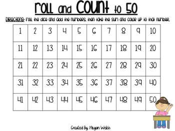 Roll and Count!