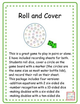 Roll and Cover