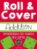 Roll and Cover - Addition