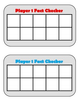 Roll and Cover: Addition (set of 7 games)