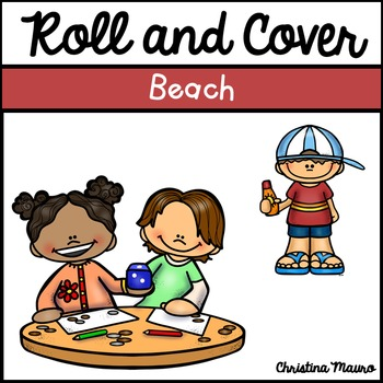 Roll and Cover - Beach