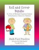 Roll and Cover Bundle - 12 Sets of Holiday/Seasonal Games