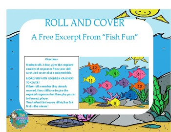 Roll and Cover Freebie