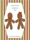 Roll and Cover Gingerbread