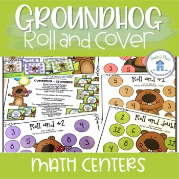 Roll and Cover - Groundhog Day Theme