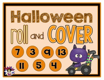 Roll and Cover: Halloween Edition