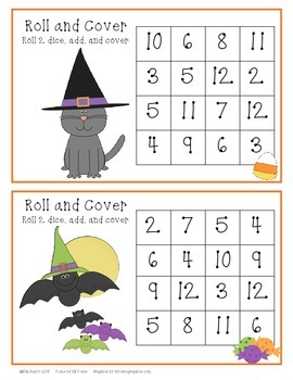 Roll and Cover - Halloween Edition