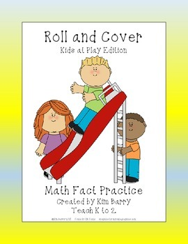 Roll and Cover - Kids at Play Edition