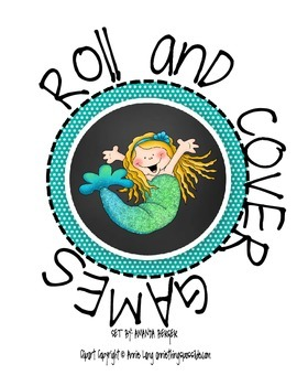 Roll and Cover Mermaid Theme