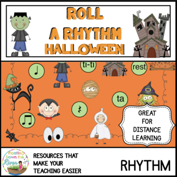 Roll and Cover Musical Halloween Game