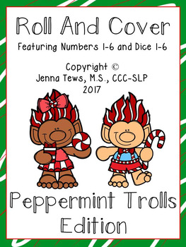 Roll and Cover:  Peppermint Trolls Edition
