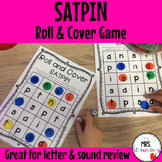 Roll and Cover SATPIN Game