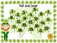Roll and Cover Saint Patrick's Day Math