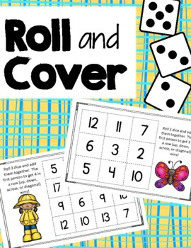 Roll and Cover {Spring Addition}