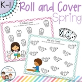 Roll and Cover - Spring Easter St Patrick's Day - Distance
