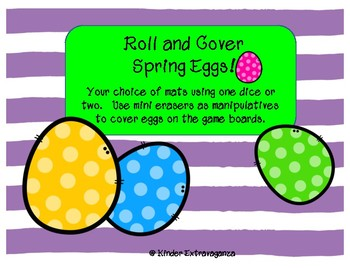 Roll and Cover Spring Eggs