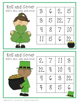 Roll and Cover - St. Patrick's Day Edition