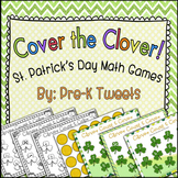 St. Patrick's Day Game Clover Count and Cover