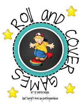 Roll and Cover- Summer Theme