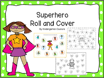 Roll and Cover Superhero