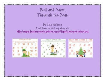 Roll and Cover Through the Year
