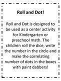 Roll and Dot Math