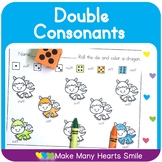 Double Consonants Roll and Dot     MMHS40